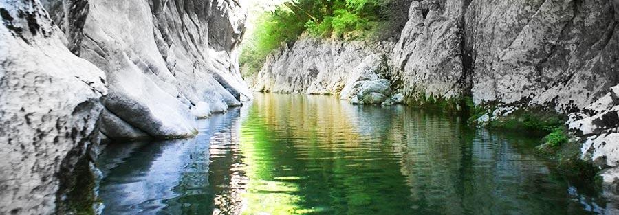 Oasi del Cilento - La natura incontaminata del Parco Nazionale del Cilento e Vallo di Diano